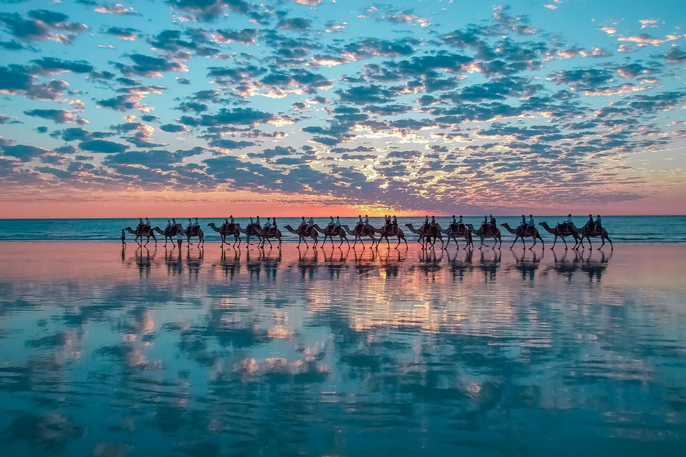 cable beach playa australia